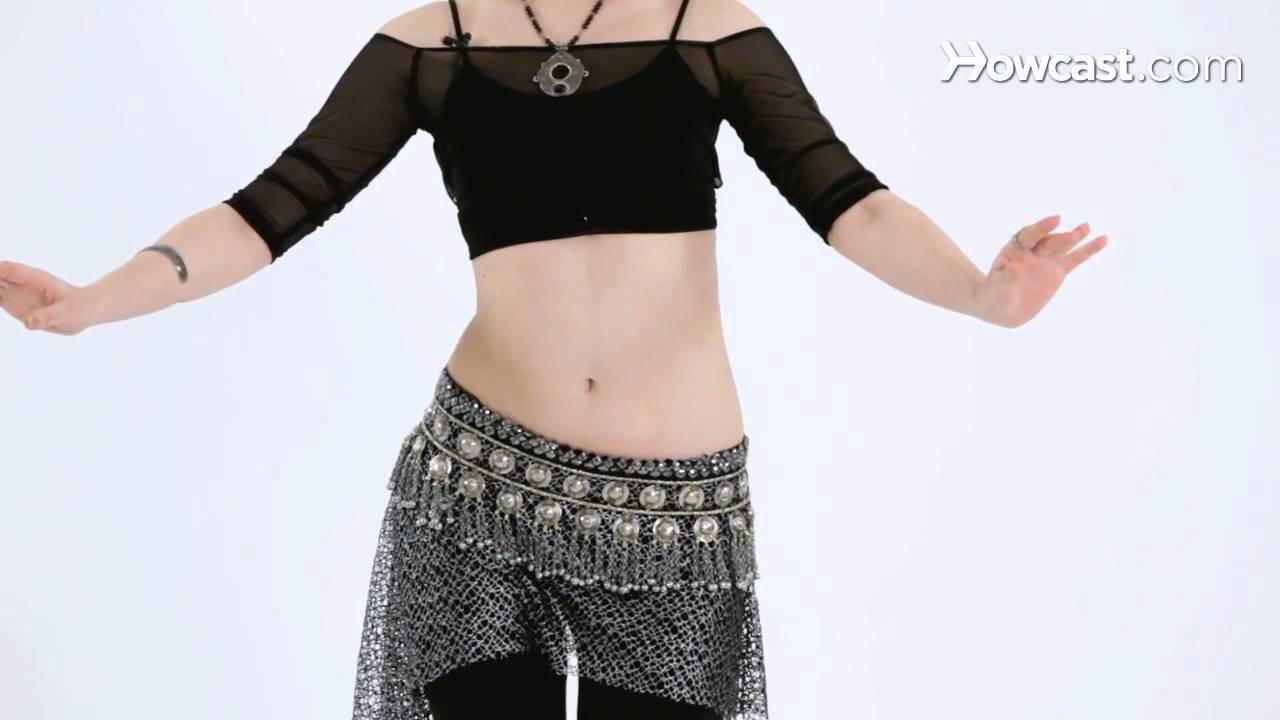 how to teach yourself to belly dance