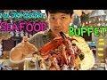 Un FANTASTIQUE buffet de fruits de mer à volonté à SIngapour !