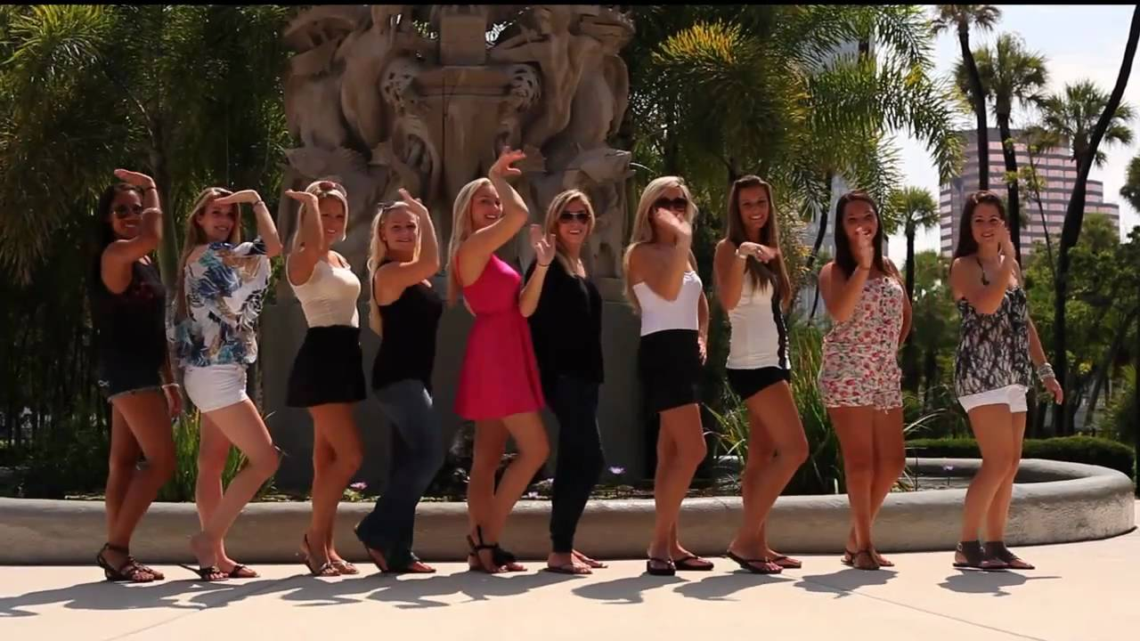 University of iowa girls getting down in my limo - 3 part 6