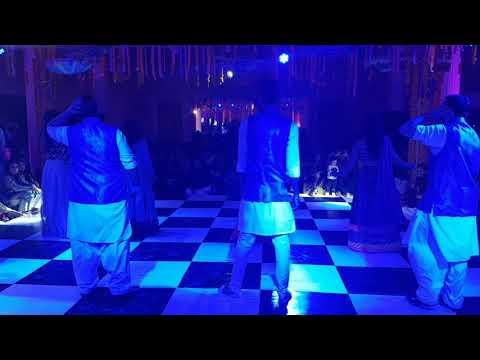 TERE NAAL NACHAN NU JEE KARDA | Group Dance | Best Mehndi Dances |