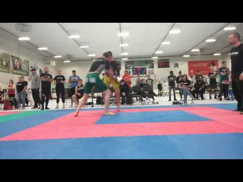 Crusher Combat Sports Be First 17 - Adv. No GI
