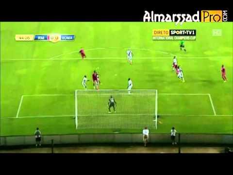 Mehdi Benatia vs Real Madrid 29 07 2014