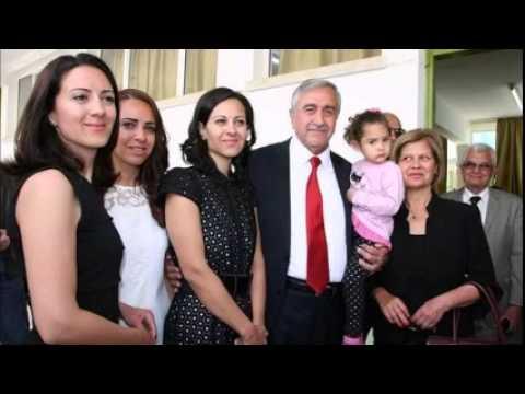 Akıncı elected as new president of Turkish Cypriots
