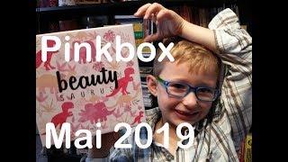 ( ͡° ͜ʖ ͡°) Pinkbox unboxing Beautysaurus Mai 2019 mit Verlosung