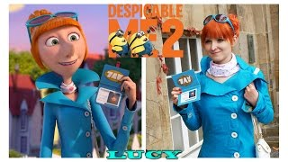 Download Despicable Me Characters in Real Life
