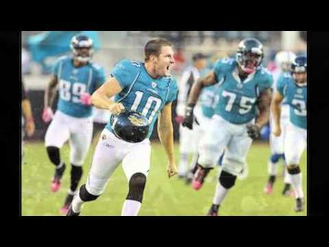 Josh Scobee puts a dagger in Indy's heart with an amazing 59 yard field goal......Signs that the Jacksonville Jaguars and this football city have not gone aw...