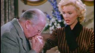 Gentlemen Prefer Blondes (1953) - Official Trailer