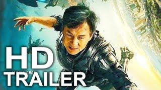 BLEEDING STEEL Jackie Chan MOVIE TRAILER 2017