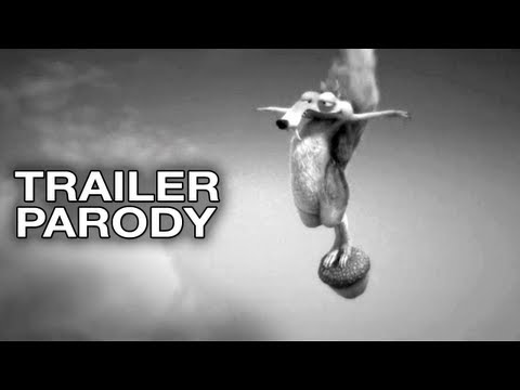 Ice Age: Continental Drift - The Artist Parody Trailer