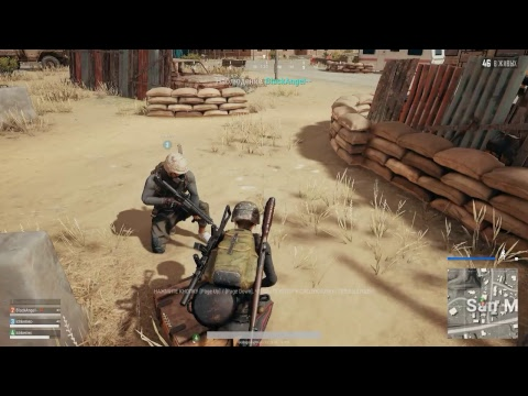 wolves are playing PUBG