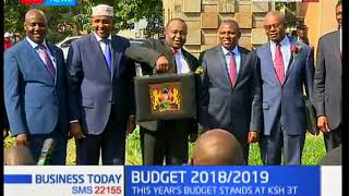 CS Rotich increases tax on mobile money transfer services from 10% to 12% | #BudgetKE2018
