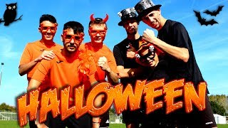 HALLOWEEN FOOTBALL CHALLENGES ! 🎃 (Défis insolites N°2)