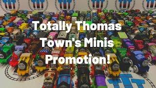 Totally Thomas Town Minis Promotion