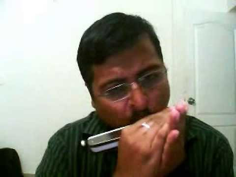 Uthe sab ke kadam on harmonica  Movie - Baton Baton main ...