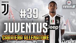 ANDIAMO IN FINALE!? CARRIERA ALLENATORE JUVENTUS EP.39 ST.2 | FIFA 19