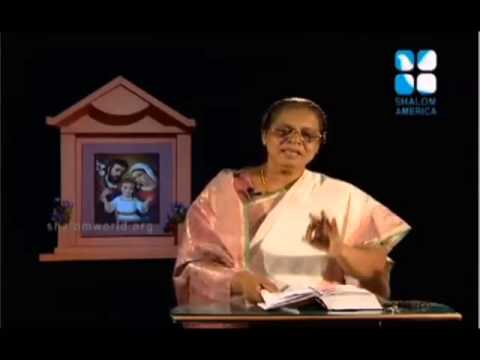 Esther Dhyanam - Husband wife relationship (Malayalam)