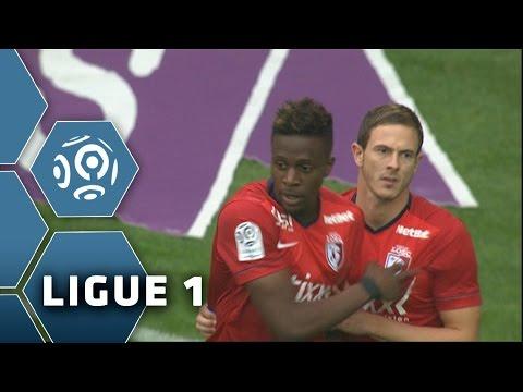 LOSC Lille - FC Nantes (2-0) - Highlights - (LOSC - FCN) / 2014-15