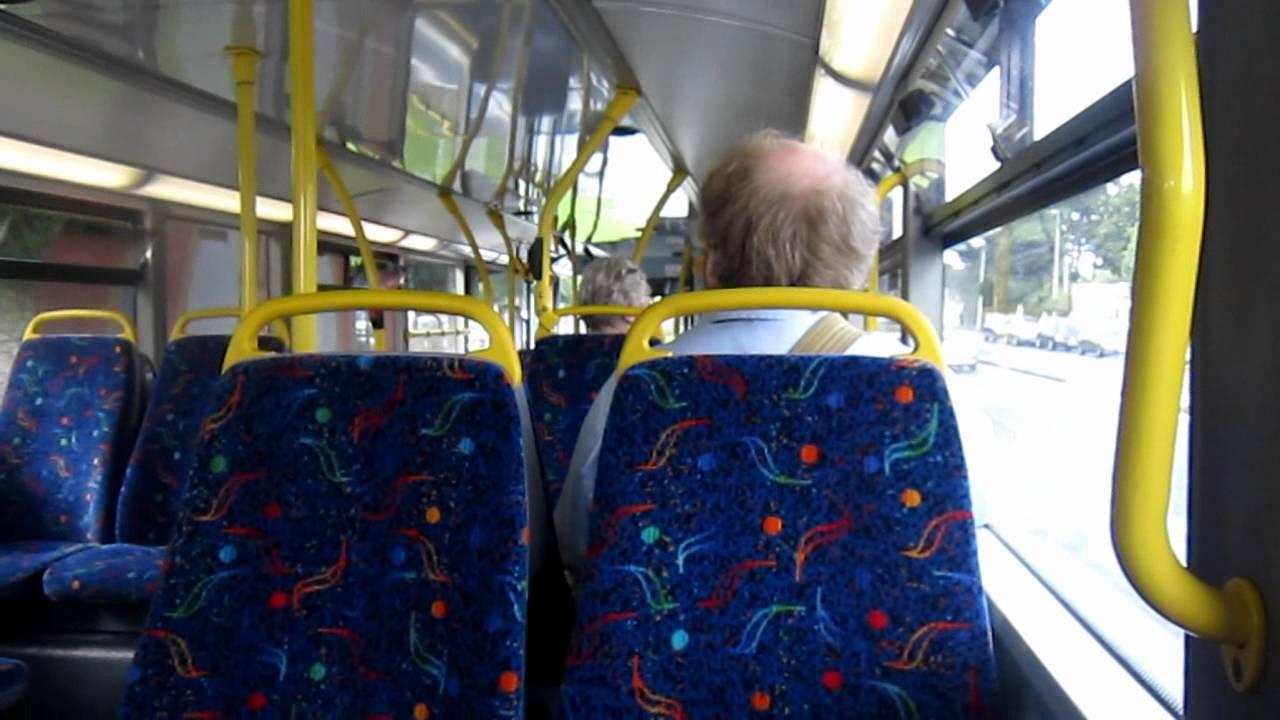 Dublin Bus Alexander Dennis Enviro 500 (Volvo, B9TL) 05-D-70001 VT1 - YouTube