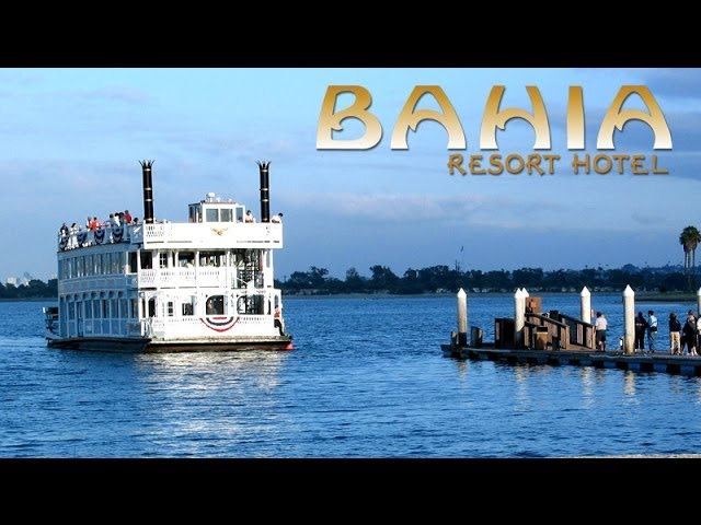 San Diego Activities - Bahia Belle