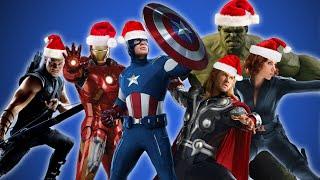 Thumb Los Avengers cantan villancicos navideños