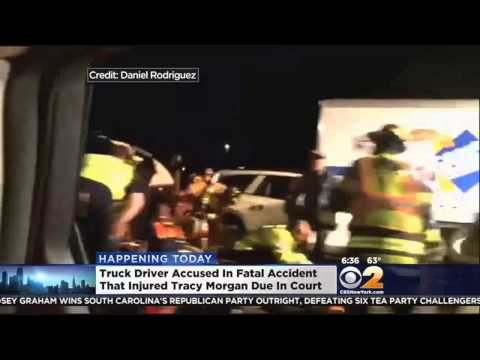 Kevin Roper, Driver Charged In Tracy Morgan Crash, Due In Court