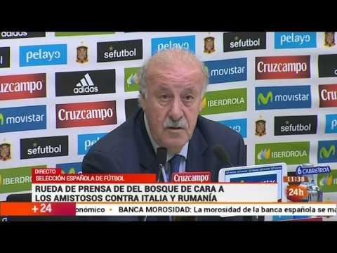 Del Bosque no lleva a Diego Costa, sí Aduriz