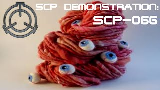 SCP Demonstration: SCP-066