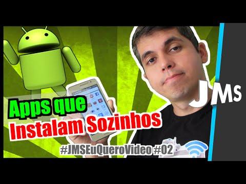 Apps com Vírus se Instalam Sozinhos no Android   #JMSEuQueroVideo ep.02