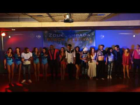00082 ZLBF2016 All Artists at event ~ video by Zouk Soul