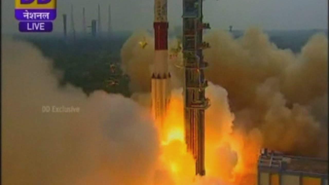 Mars Orbiter Mission India Rocket India Launches Rocket to Mars