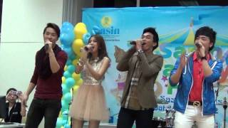 Zo&Friends เพลง Theme_งาน Sasin Family Fair