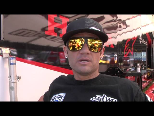 Chad Reed interview