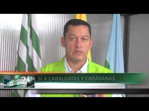 CABALGATAS Y CARAVANAS 22AGO2014 / GOBIERNO DE LA CIUDAD