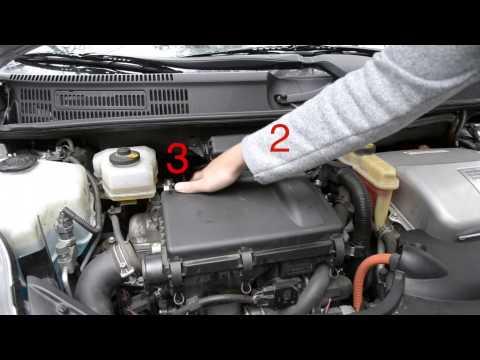 Throttle Body Cleaning- DIY Prius Maintenance