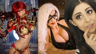 TOP MOST INSANE COSPLAYS EVER
