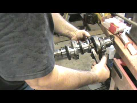 HOW TO BUILD A STOCK VW 1600 MOTOR