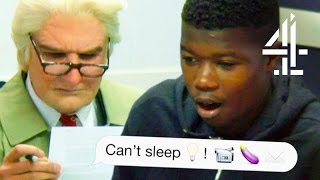 Young People Translate Emojis For The British Secret Service | Britain Today Tonight