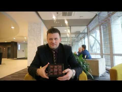 Vasali Péter - HLBS Ganodermás Csokoládé