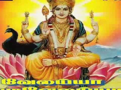 Ullathin Thunbangal | Lord Murugan Song by Mahanadhi Shobana...