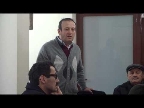 Vali Yardımcısı Abdullah Demir Baloğlu Derneği'nde