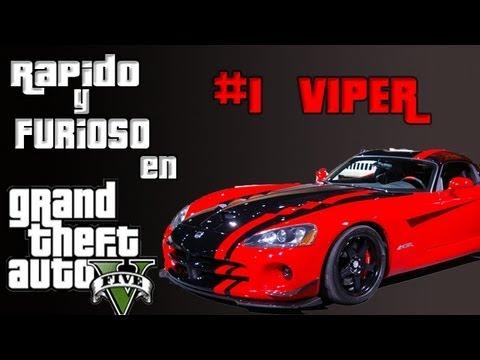 NUEVA SERIE   Rápido y Furioso en GTA V  Ep. #1