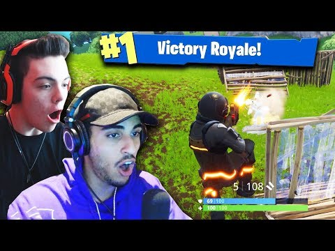 FORTNITE DUOS WIN !! WITH FAZE ADAPT