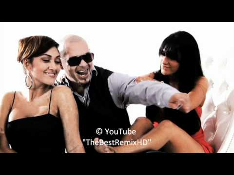 Pitbull - I know you want me (Disco Lovers Remix)