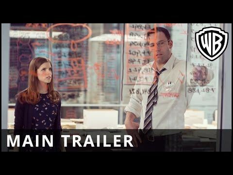 The Accountant – Main Trailer -  Warner Bros UK