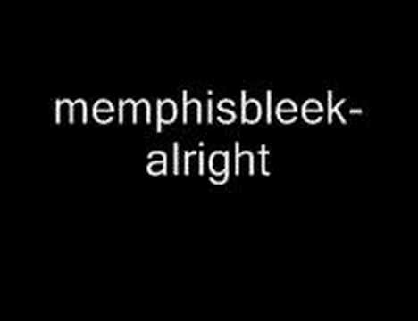 Memphis Bleek - Alright