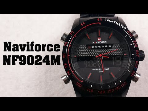 Naviforce NF9024M