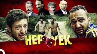 Hep Yek   Türk Komedi Filmi    Film İzle (HD)
