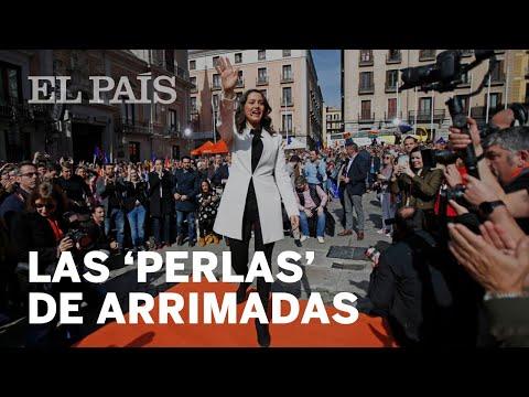 INÉS ARRIMADAS (C's): Las intervenciones más CONTROVERTIDAS de la portavoz de CIUDADANOS