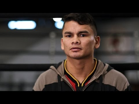 Mayweather vs Maidana Meet Marcos Maidana  Showtime Boxing