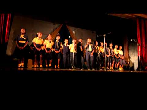 Bread of Life Christian Academy NAF 2012 (Nobody Greater).MOV